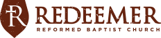 Redeemer Reformed Baptist Church Logo